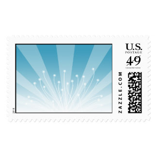 Different Lines Postage Stamp
