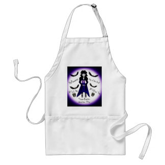 Different Names for Halloween Adult Apron