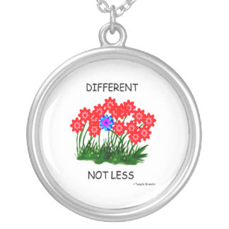 Different Not Less/NECKLACE