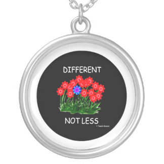 Different Not Less NECKLACE