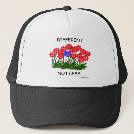 Different Not Less Trucker Hat