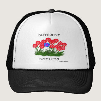 Different Not Less Trucker Hat