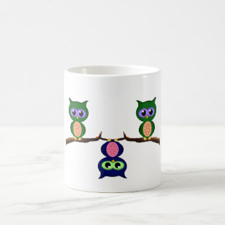 Different Owl Mug