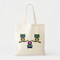 Different Owl Tote