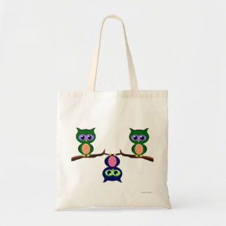 Different Owl Tote Budget Tote Bag