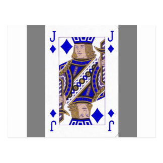 different playing card