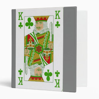 different playing card binder