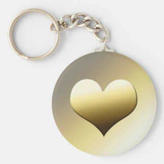 Different Races Heart Keychain 01