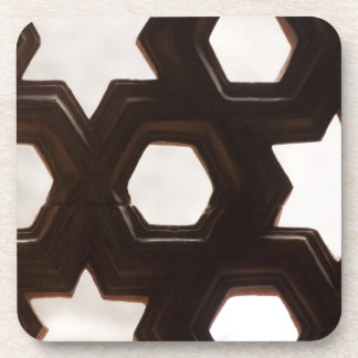 Different shapes of holes coasters