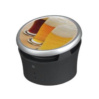 Different types of beer bluetooth speaker