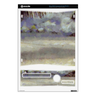 Different types of clouds decal for xbox 360 s