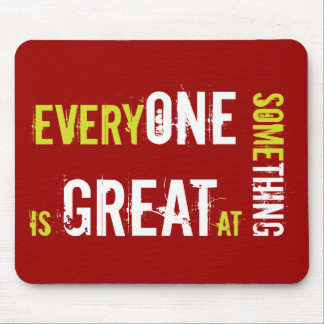 Differently Abled, Autism, Special Education Mousepad