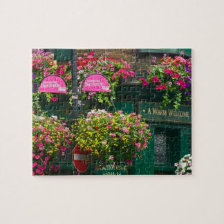 Difficult Hanging Flower Baskets Southwark London Puzzle