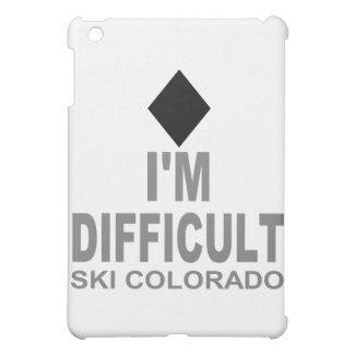 Difficult Ski Colorado Case For The iPad Mini