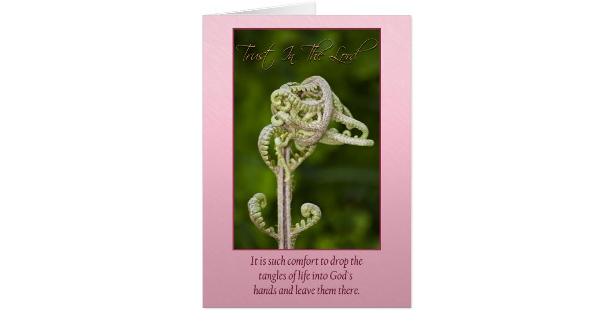 Difficult Times Greeting Card Zazzle