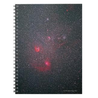 Diffuse Nebula 2 Notebook