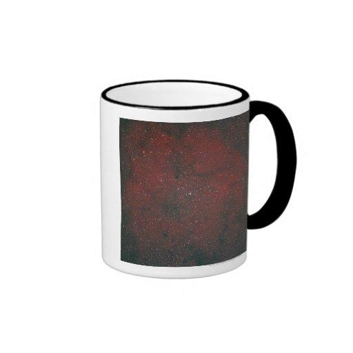 Diffuse Nebula Ringer Coffee Mug