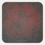 Diffuse Nebula Square Sticker