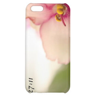 Diffuse Violets iPhone 5C Covers