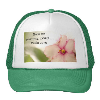 Diffuse Violets Trucker Hat