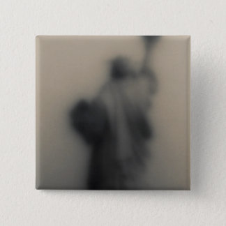 Diffused image of the Statue of Liberty Button