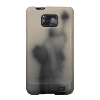 Diffused image of the Statue of Liberty Samsung Galaxy SII Cases