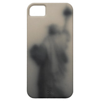 Diffused image of the Statue of Liberty iPhone SE/5/5s Case