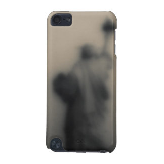 Diffused image of the Statue of Liberty iPod Touch (5th Generation) Case