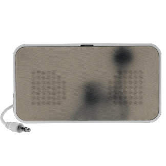 Diffused image of the Statue of Liberty Portable Speaker