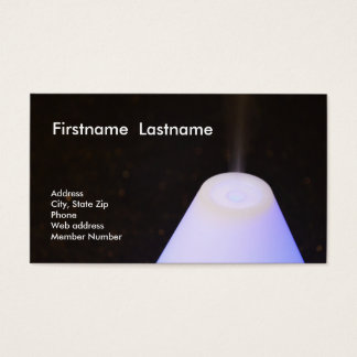Diffuser Business Card