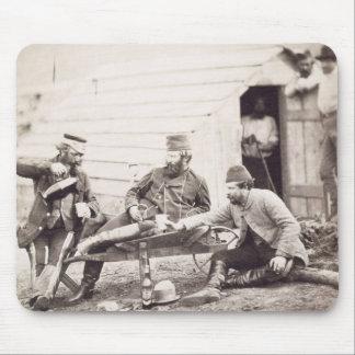 Dificultades en el campo (coronel Lowe y los capit Alfombrilla De Ratón