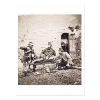 Dificultades en el campo (coronel Lowe y los capit Postales