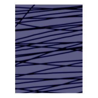 Difuse abstract postcard