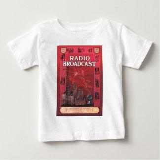 Difusión-Rojo de radio Remera