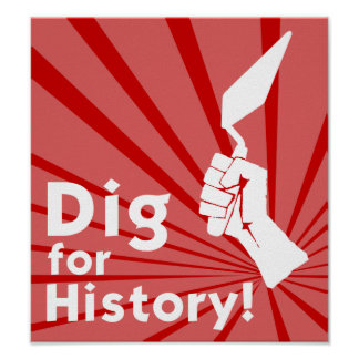 Dig for History! Poster