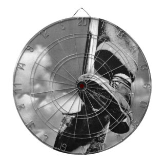 Dig For Victory Dartboard With Darts