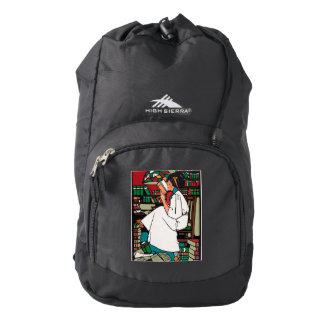 Dig High Sierra Backpack