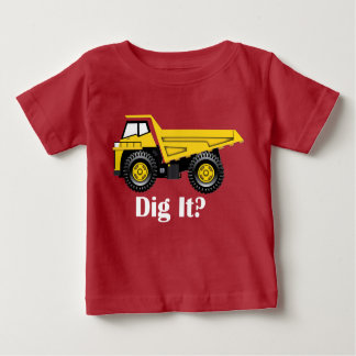 Dig It? - Baby Fine Jersey T-Shirt Baby T-Shirt