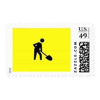 Dig it stamp