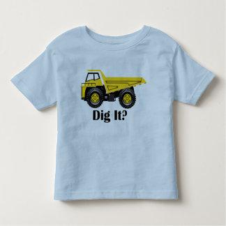 Dig It? - Toddler Fine Jersey T-Shirt Toddler T-shirt