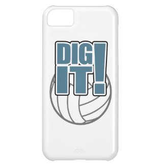 Dig It! Volleyball iPhone 5 Case