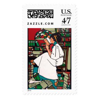 Dig Postage Stamp