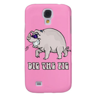 Dig the Pig Galaxy S4 Case
