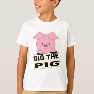 eaa535be Swine T-Shirts - T-Shirt Design & Printing | Zazzle