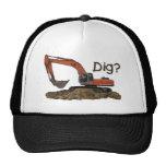 Dig? Trucker Hat