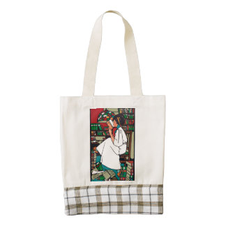 Dig Zazzle HEART Tote Bag