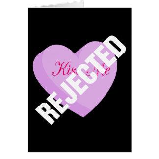 Diga a las tarjetas del día de San Valentín felice