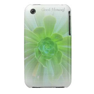 Diga, buena mañana funda bareyly there para iPhone 3 de Case-Mate