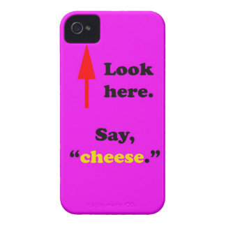 """Diga caso del iPhone 4/4s de los chees"" Case-Mate iPhone 4 Cárcasa"