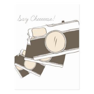 Diga el queso postales
